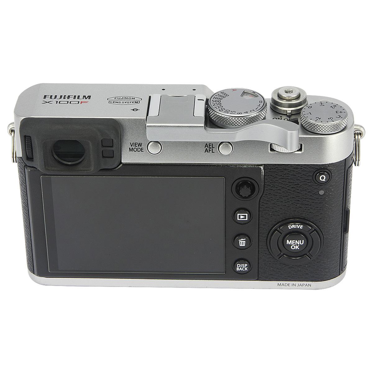 Haoge THB-XT4S Metal Hot Shoe Thumb Up Rest Hand Grip for Fujifilm Fuji X-T1 X-T2 X-T3 X-T4 XT1 XT2 XT3 XT4 Camera Silver