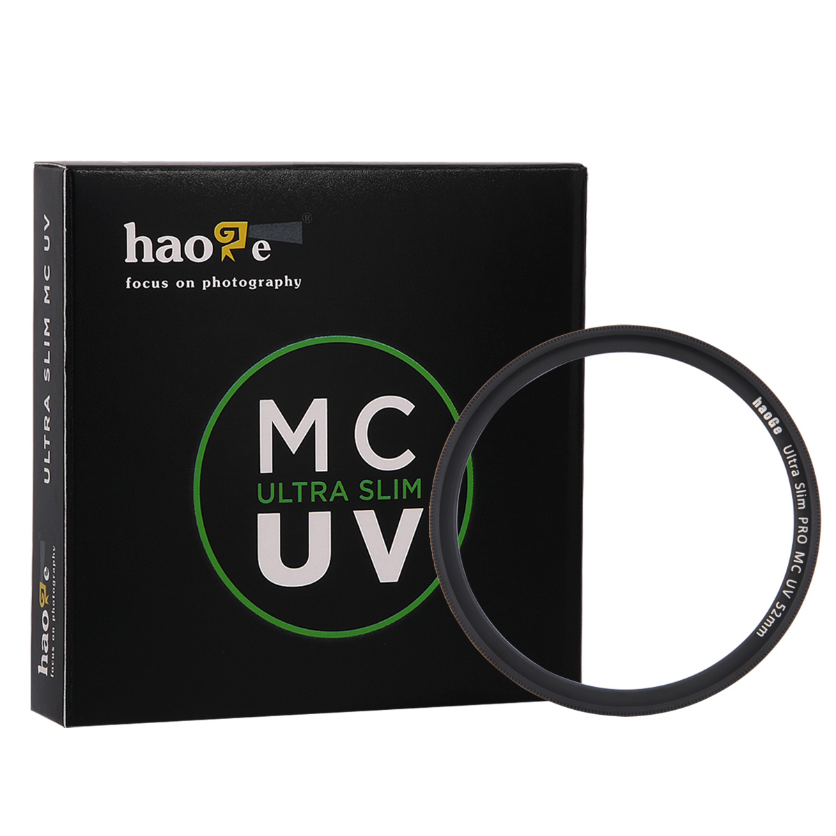 UV Ultraviolet Clear Haze Glass Protection Protector Cover Filter for Canon EF-M 55-200mm f//4.5-6.3 IS STM Lens
